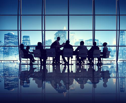 Vergadering van aangeslotenen